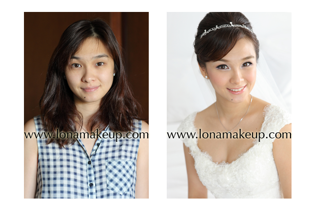 Bali Wedding Makeup at Villa, Hotel, or Chapel